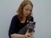 британская кошечка с Мариной2
