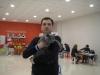 Британская кошечка на выставке11
