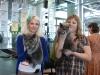 британская кошка Зимфира и Злата